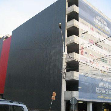 Fatada Parking